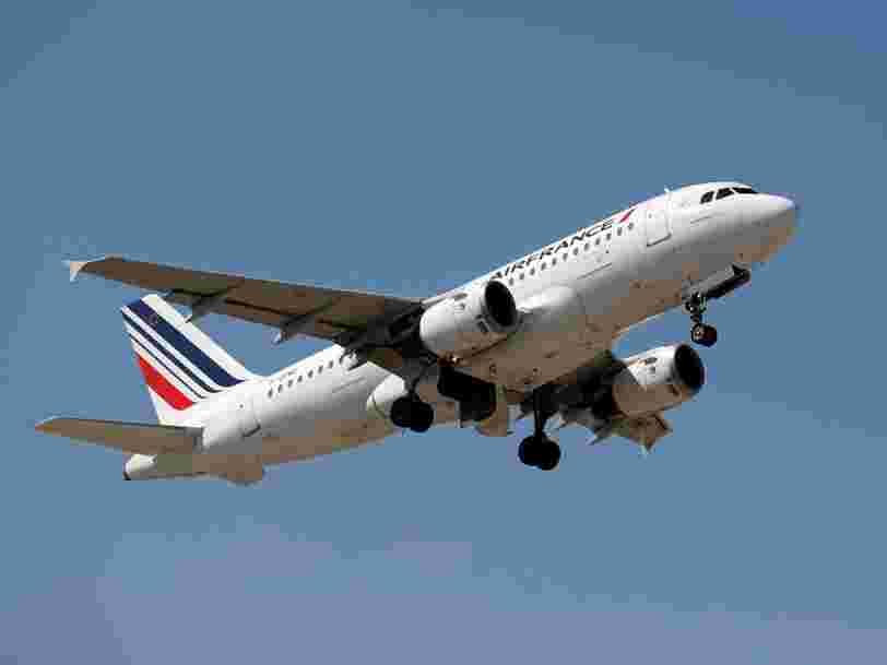 Air France-KLM décolle en Bourse sur fond de dialogue apaisé entre le nouveau patron et les syndicats