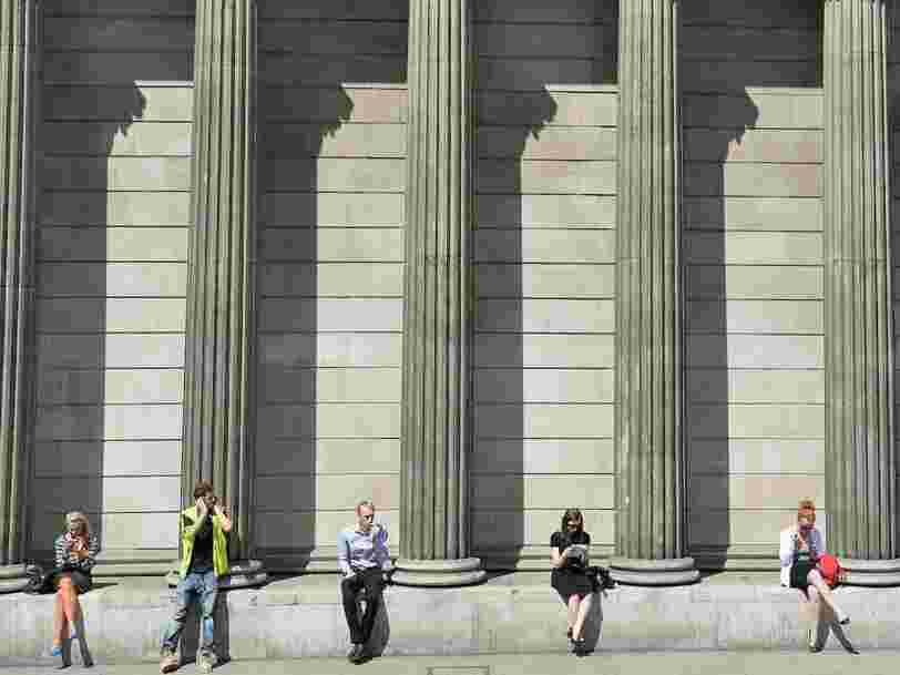 La City de Londres a lancé un avertissement sévère sur l'avenir de la finance européenne après le Brexit — et l'UE est à l'écoute