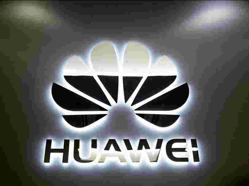 Un diplomate chinois vante sur Twitter la supériorité de Huawei sur Apple... depuis son iPhone