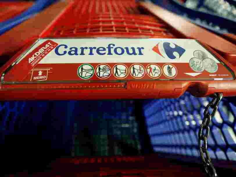 Les 9 chantiers de Carrefour pour relancer ses hypermarchés