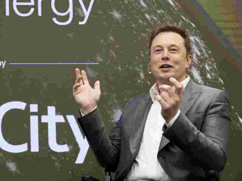 Elon Musk et le patron d'Uber Travis Kalanick rejoignent le conseil économique de Donald Trump