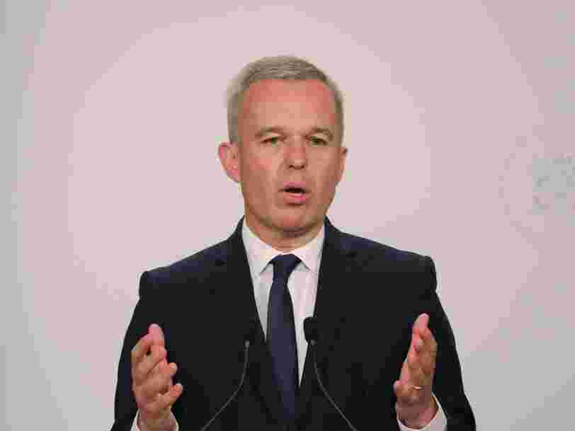 François de Rugy : le résumé des affaires qui mettent le ministre dans l'embarras