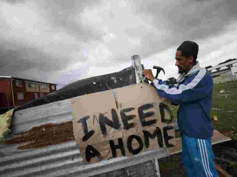 L'extrême pauvreté est tombée à son plus bas niveau dans le monde —mais il faut quand même s'inquiéter