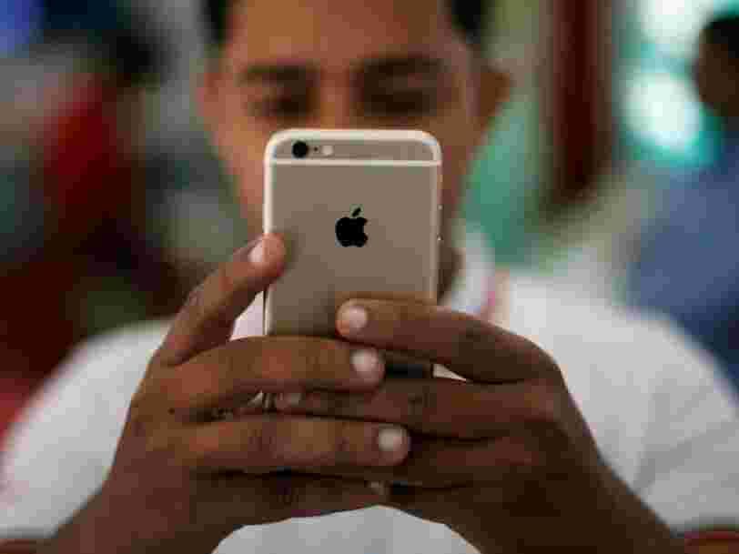 Apple échoue de manière spectaculaire dans l'un des marchés les plus importants pour le smartphone
