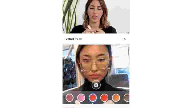 YouTube va vous permettre de tester du maquillage pendant que vous regardez un tuto grâce à la réalité augmentée