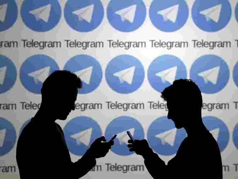 La Russie bloque l'appli de messagerie cryptée Telegram