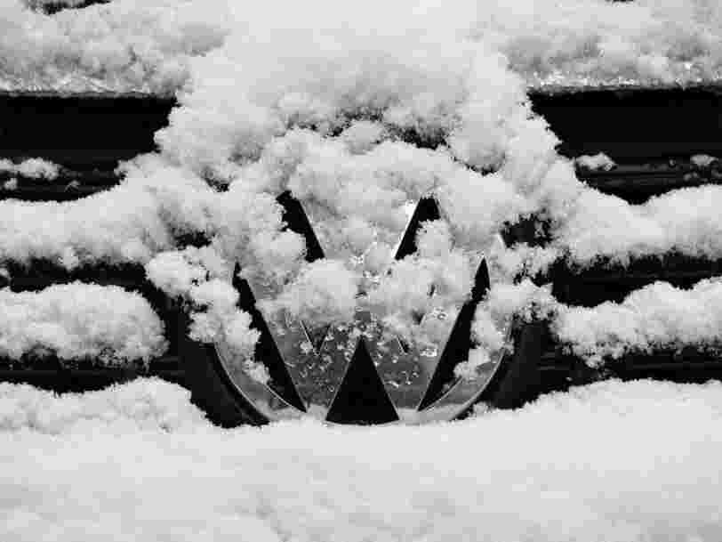 Volkswagen supprime 30.000 postes pour mettre le scandale du diesel derrière lui