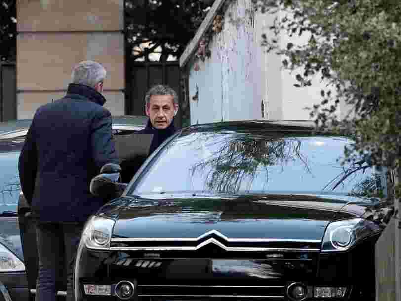 Ce n'est pas la première fois que Nicolas Sarkozy est mis en examen — voici ce qui peut se passer maintenant pour l'ancien Président de la République
