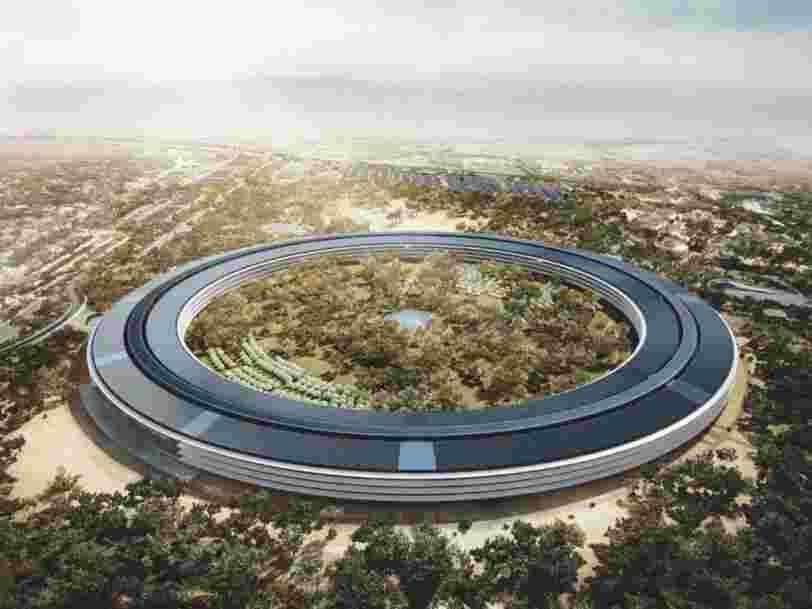 Le 'nouvel appareil sans fil' mystérieux d'Apple s'avère être un lecteur de badges pour leurs locaux