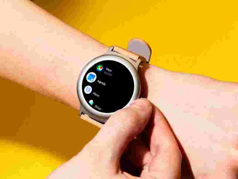 Voici tout ce que l'on sait de la Pixel Watch, la montre connectée de Google susceptible de sortir à la fin de l'année