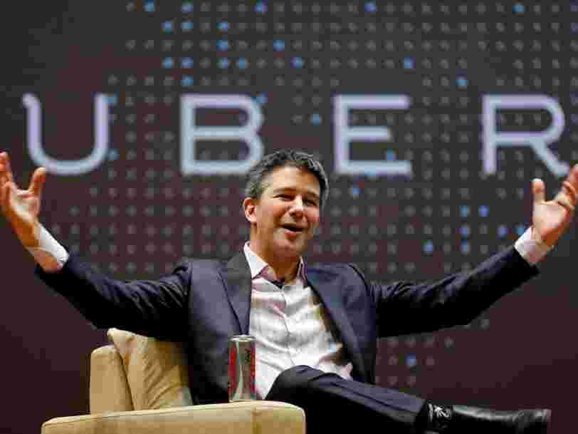 Uber promet d'indemniser les chauffeurs en difficulté pour faire avancer les négociations selon ses termes