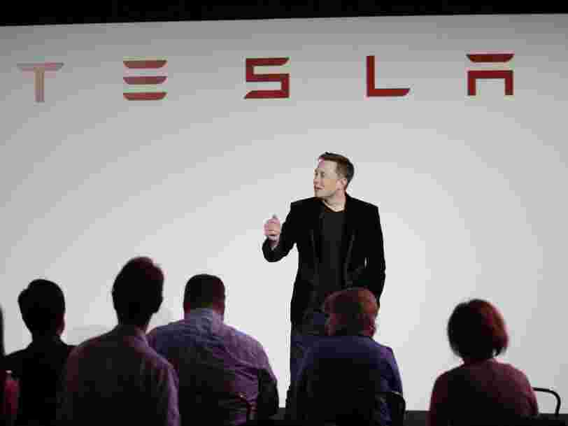 Tesla Motors change officiellement de nom