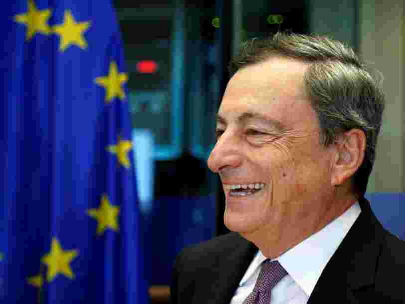 La Banque centrale européenne a gagné près de 8Mds€ avec la crise grecque