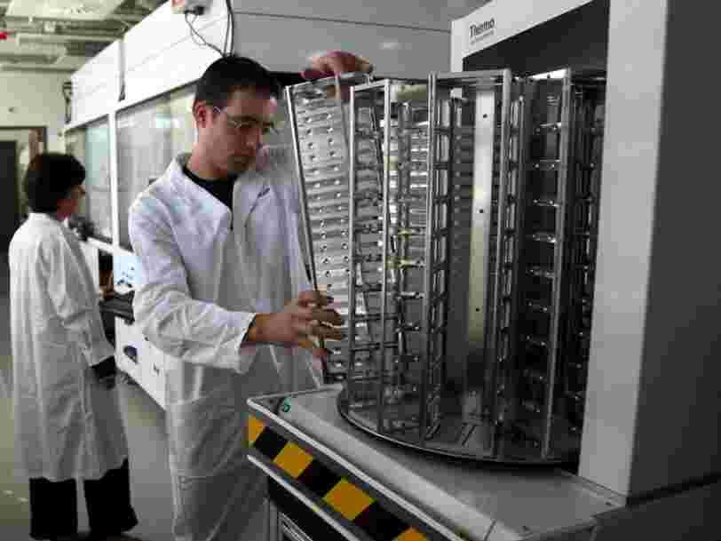 Johnson & Johnson s'offre pour $30 Mds les traitements de maladies rares du groupe de biotech suisse Actelion