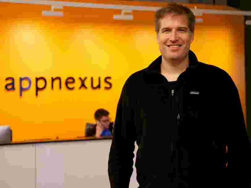 AT&T rachète la plateforme publicitaire AppNexus pour concurrencer Google et Facebook