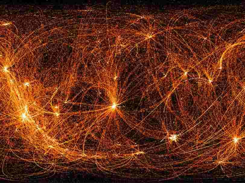 La NASA dévoile à quoi ressemblerait le ciel si on voyait les rayons X