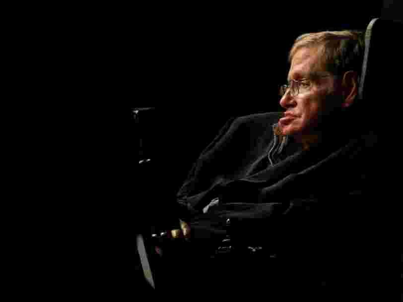 Le célèbre physicien britannique Stephen Hawking est mort à l'âge de 76 ans