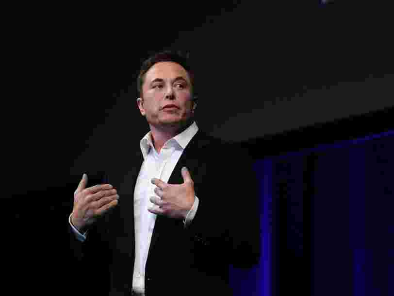 Elon Musk révèle la plus grosse erreur de sa carrière
