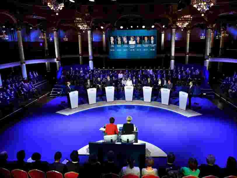 Les déclarations les plus marquantes du 2e débat de la primaire de la droite