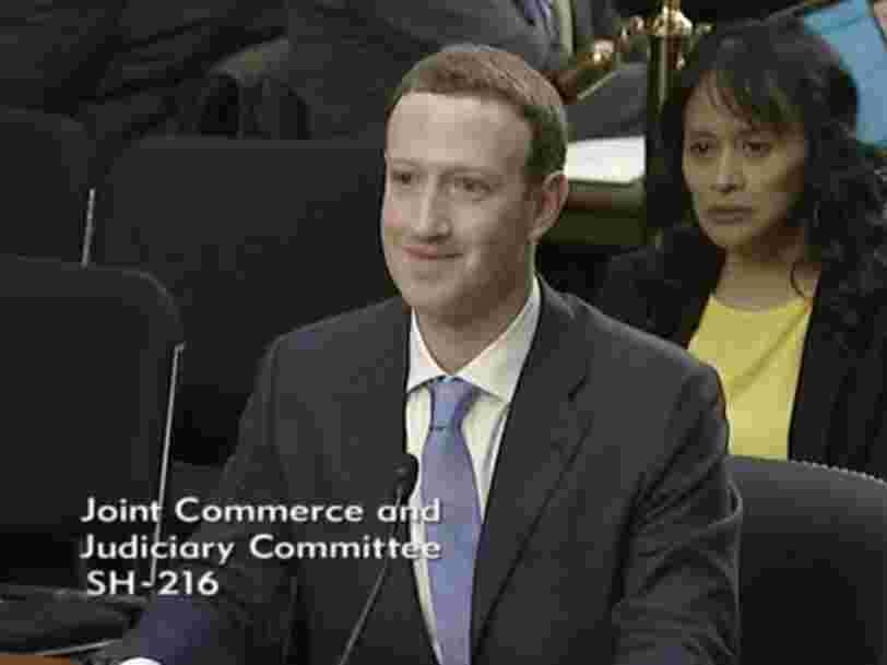 Mark Zuckerberg vient de laisser entendre que Facebook pourrait offrir une version payante un jour