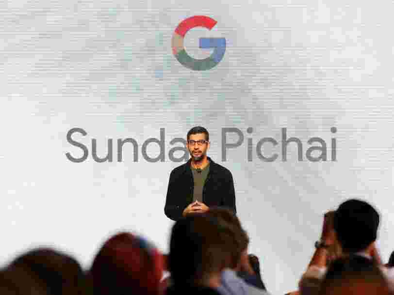 Le patron de Google vient d'expliquer comment il gagnera de l'argent avec Maps — et ça ressemble fort à plus de pub