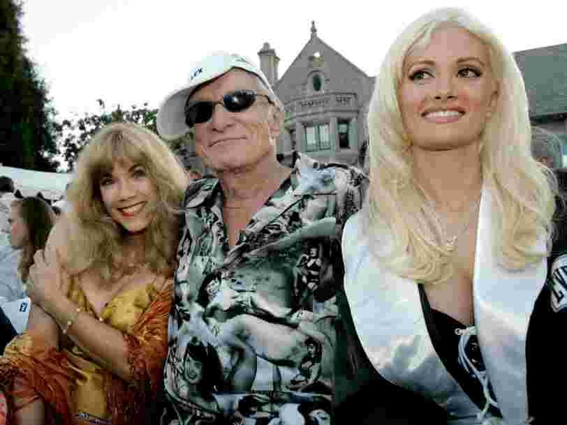 Voici ce que va devenir la Playboy Mansion après la disparition de Hugh Hefner