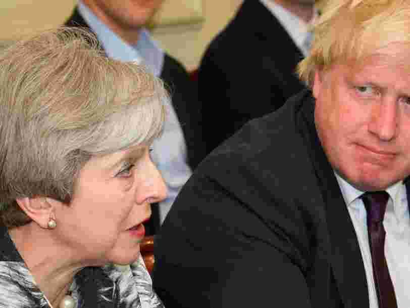 Theresa May va proposer de payer 20Mds€ à l'Union européenne pour faire redémarrer les discussions autour du Brexit