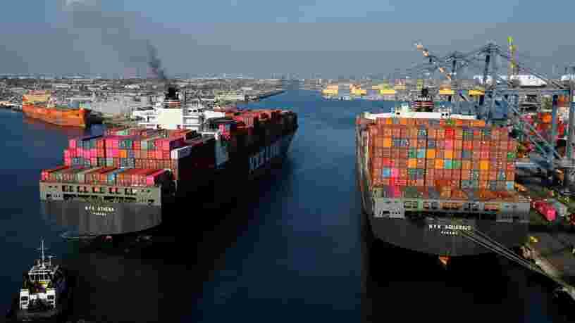 Voici pourquoi la France exporte bien moins ses produits à l'étranger que l'Allemagne