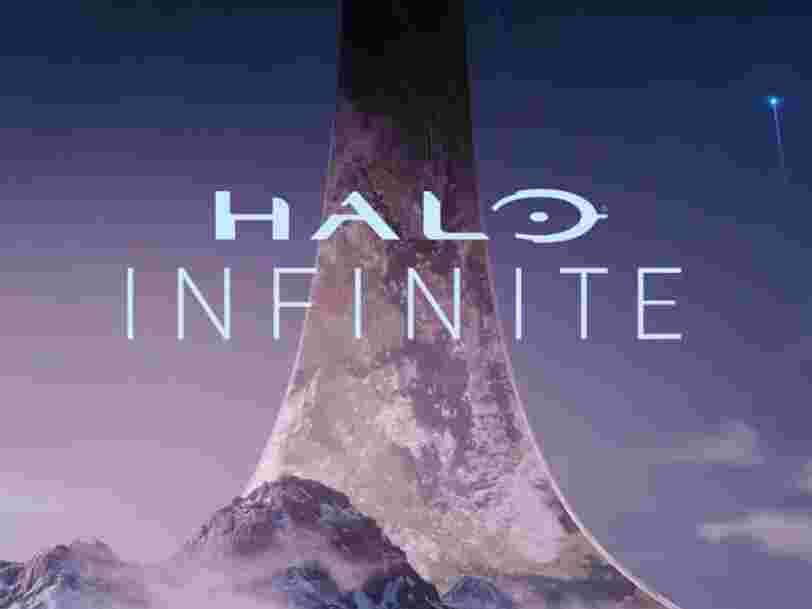 Un nouveau jeu 'Halo' vient juste d'être annoncé sur Xbox One: 'Halo Infinite'