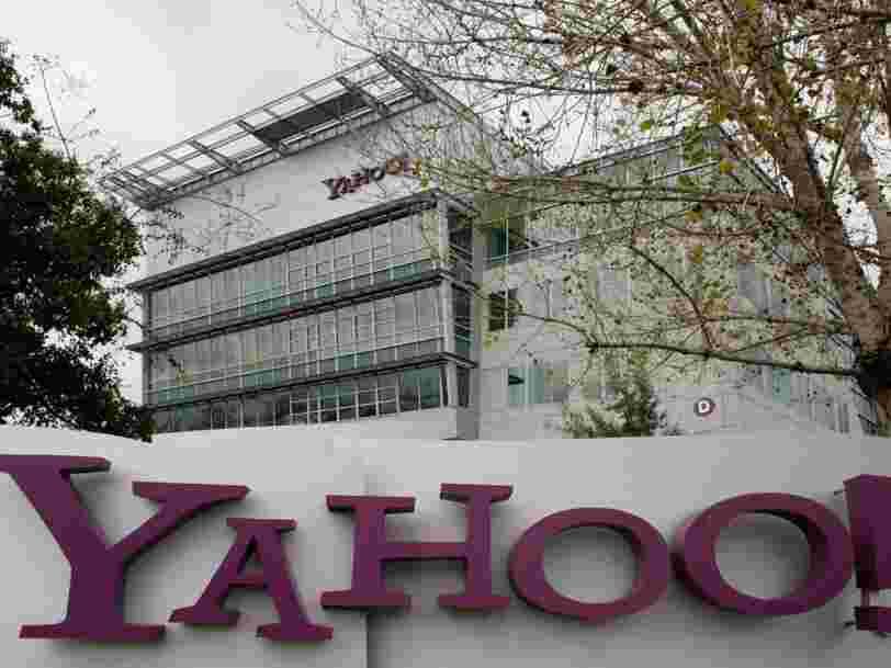 Si vous avez un compte Yahoo, vos emails ont peut-être été analysés pour connaître vos habitudes d'achats — et des employés de la société pourraient les avoir lus