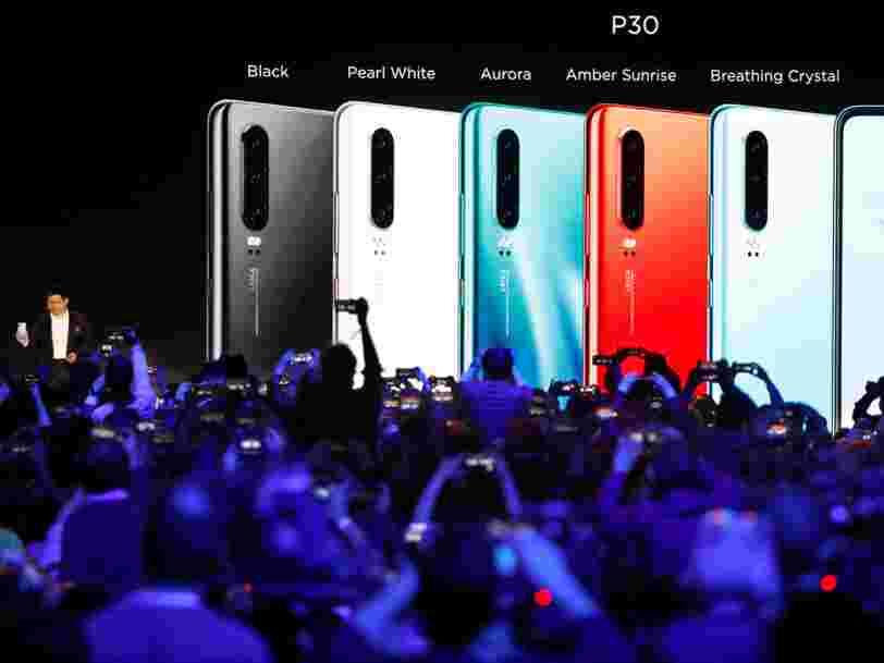 Huawei a dévoilé ses 2 nouveaux smartphones haut de gamme à moins de 1000 €... et les 7 autres choses à savoir dans la tech ce matin