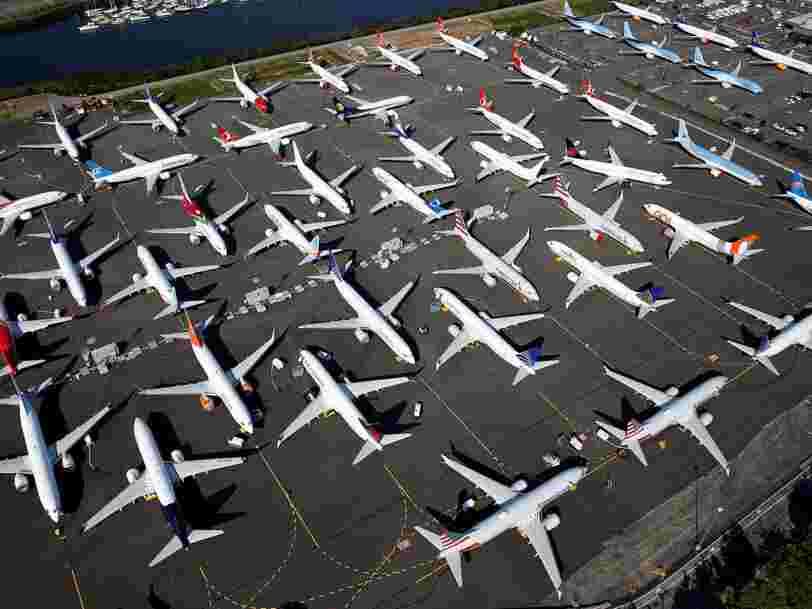Boeing accuse une perte trimestrielle historique suite au désastre du 737 Max