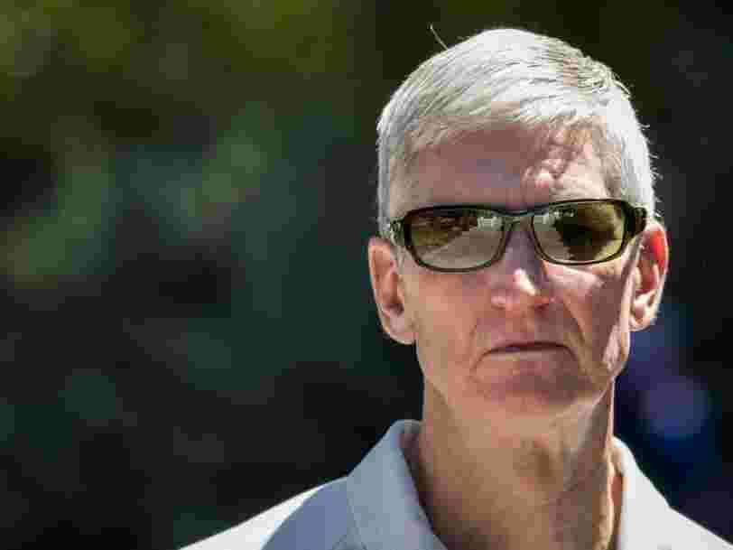 Apple dit que les droits de douane que Trump veut imposer à la Chine feraient grimper les prix des Apple Watch et AirPods