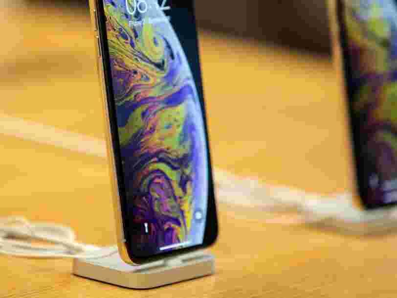 Apple sort une mise à jour d'iOS qui corrige un problème de recharge rencontré par certains nouveaux iPhones