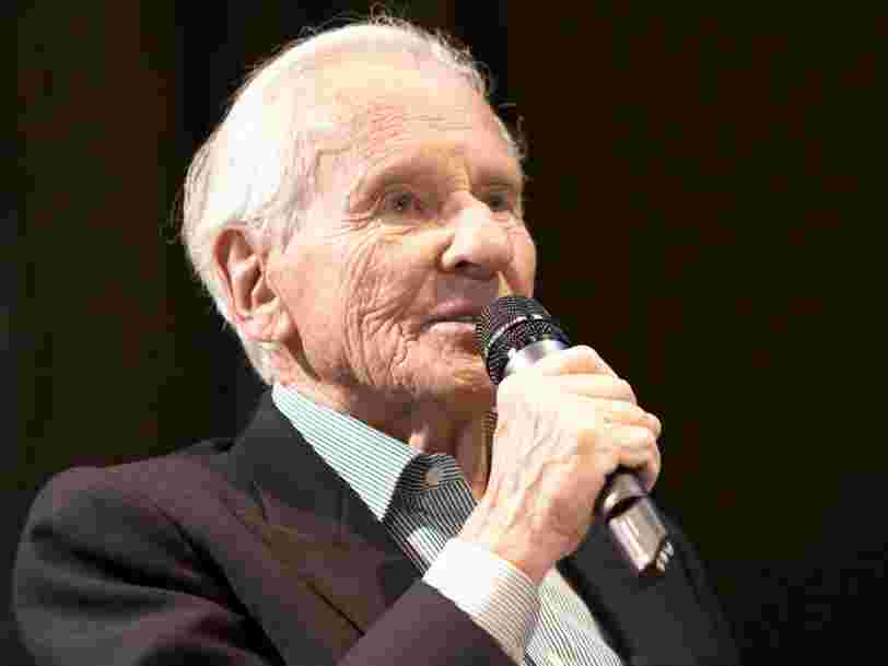 L'écrivain français Jean d'Ormesson est mort