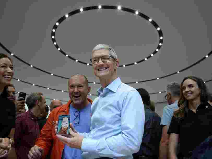 Apple pourrait sortir un appareil pliable en 2021, mais ce ne sera peut-être pas un iPhone