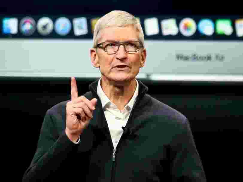Les ventes d'IPhones ont chuté de 15% au T1, au cours de la pire période des fêtes depuis une décennie — et les prévisions sont tout aussi sombres