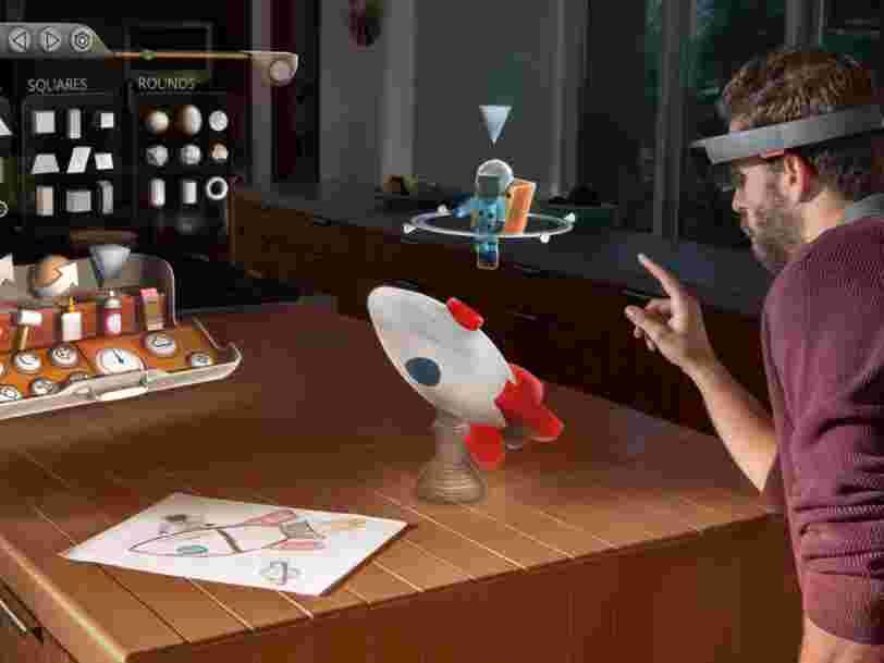 Tesla recrute des experts en réalité augmentée qui ont travaillé sur HoloLens de Microsoft