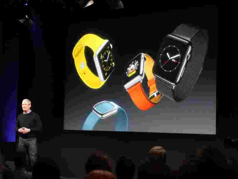 Google, Amazon et eBay ont discrètement supprimé leurs applis Apple Watch