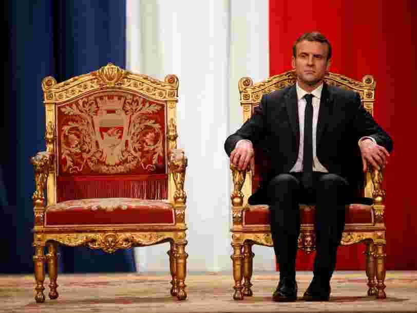 Emmanuel Macron est le plus jeune président français — voici ce que les autres chefs d'Etat faisaient à son âge