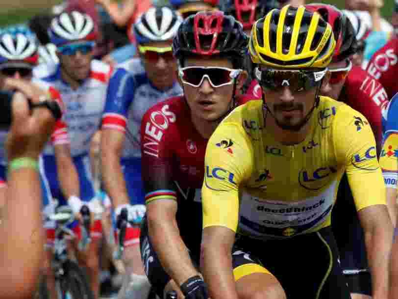 Les gains que Julian Alaphilippe a amassés sur le Tour de France