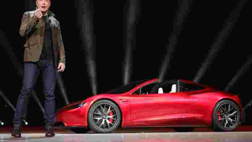 Tesla ajoute un 'mode chien' sur ses voitures — voici en quoi il pourrait consister