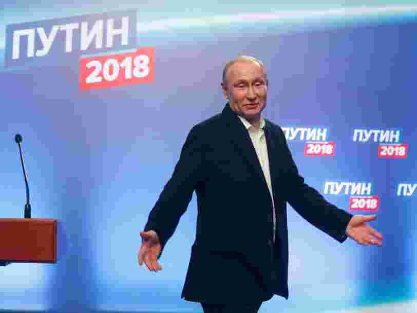 Vladimir Poutine est l'un des hommes les plus riches au monde — voici comment le président russe aurait amassé 200 Mds$
