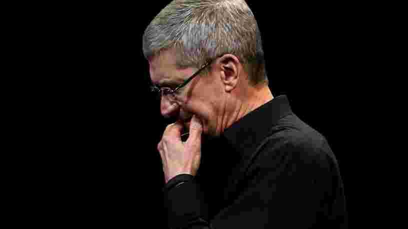 Apple met de l'argent de côté pour payer les litiges liés au scandale des batteries d'iPhones