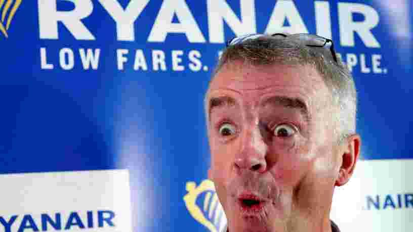 L'énorme bonus que pourrait toucher le patron de Ryanair s'il double les performances de la compagnie aérienne