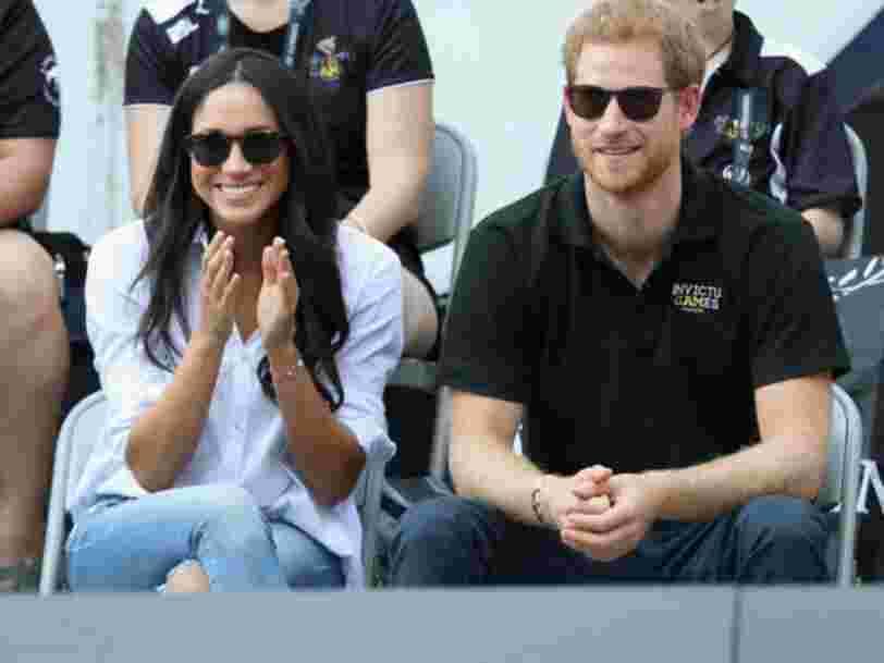 Le mariage royal du prince Harry et de Meghan Markle coûtera environ 46M$ — et cet argent vient de 3 sources