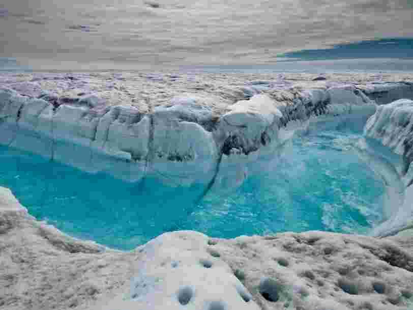 Le Groenland approche d'un seuil irréversible de fonte des glaces et les conséquences pour les villes côtières pourraient être désastreuses