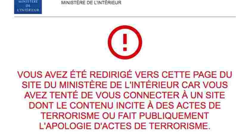 Le blocage de Google.fr par Orange montre une faille du système de blocage de sites terroristes