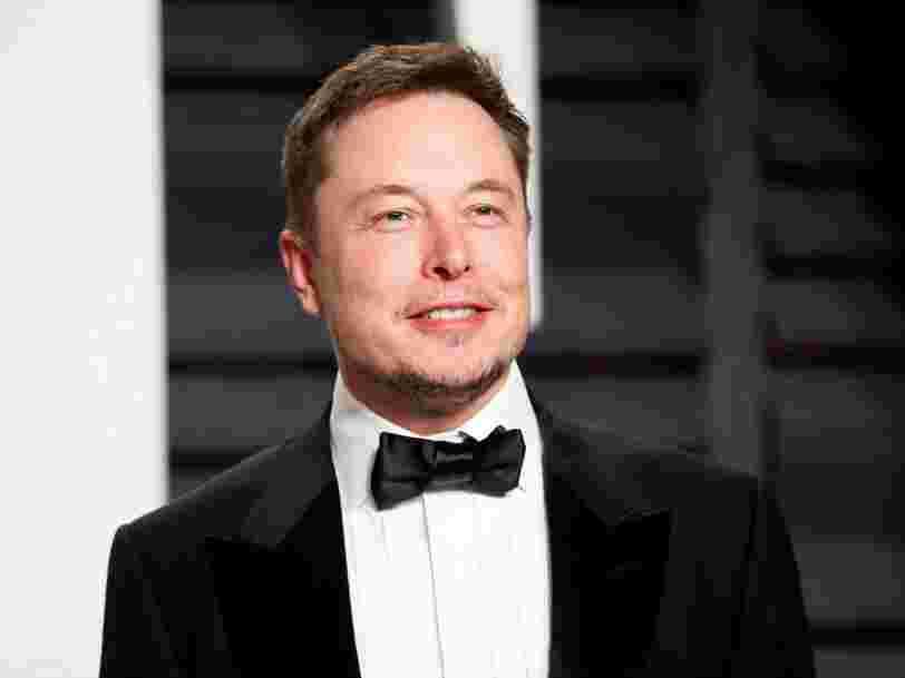 Elon Musk ne suit que 6 personnes sur Twitter — et elles n'ont pas toutes un rapport avec la tech