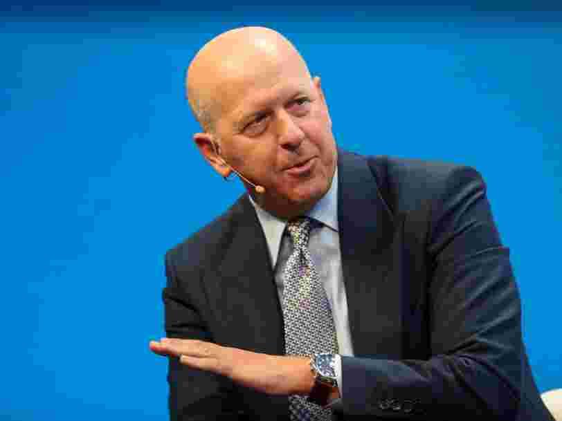 Goldman Sachs recule en Bourse alors que son bénéfice net a décollé au T2